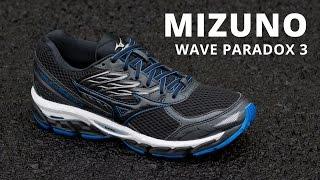 Running Shoe Overview: Mizuno Wave Paradox 3