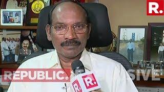 ISRO Chairman K Sivan Speaks To Republic TV On Chandrayaan-2 Mission