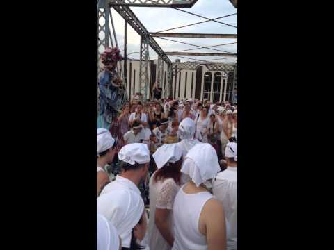 St. John's Eve Celebration Headwashing