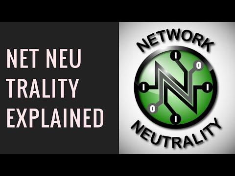 Net Neutrality Explained... ISPs