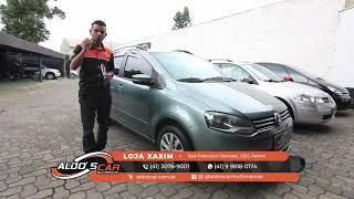 LINDO VOLKSWAGEN SPACEFOX EM EXCELENTE ESTADO É AQUI NA ALDO'S CAR MULTIMARCAS