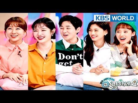 Guests : Hanyoung, Kim Saerom, Din Din, Weki Meki (Doyeon&Sei)[Hello Counselor/ENG,THAI/2018.03.05]