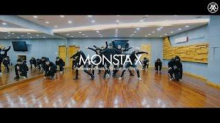 Repeat youtube video [Dance Practice] 몬스타엑스(MONSTA X)_SBS 가요대전 Performance