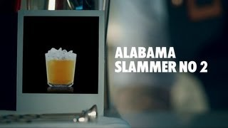Alabama Slammer No 2 Drink Recipe - How To Mix