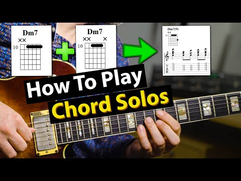 Chord Solos - You Can Make It Easy Like This