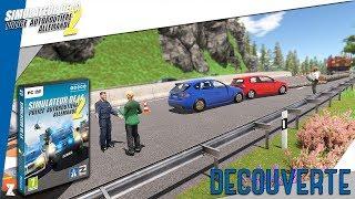 🚔👮 Autobahn Police Simulator 2 | Découverte et première intervention !