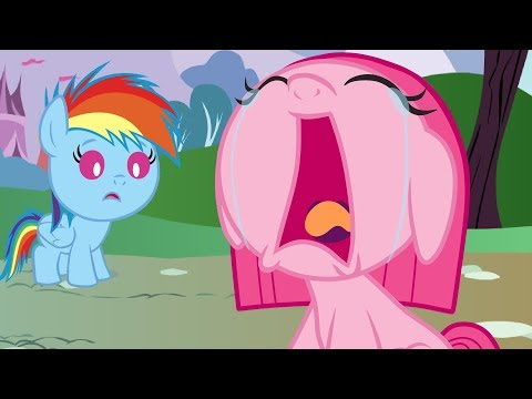 MLP Baby Animation - Cheering Up Pinkie Pie