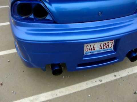 94 custom grand am exhaust youtube 94 custom grand am exhaust sciox Images