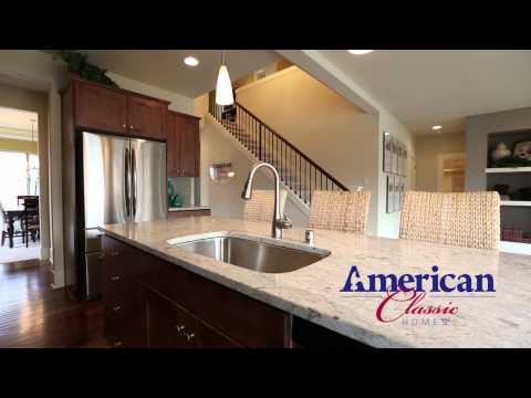 American Classic Homes: The Pinehurst (Renton, WA)