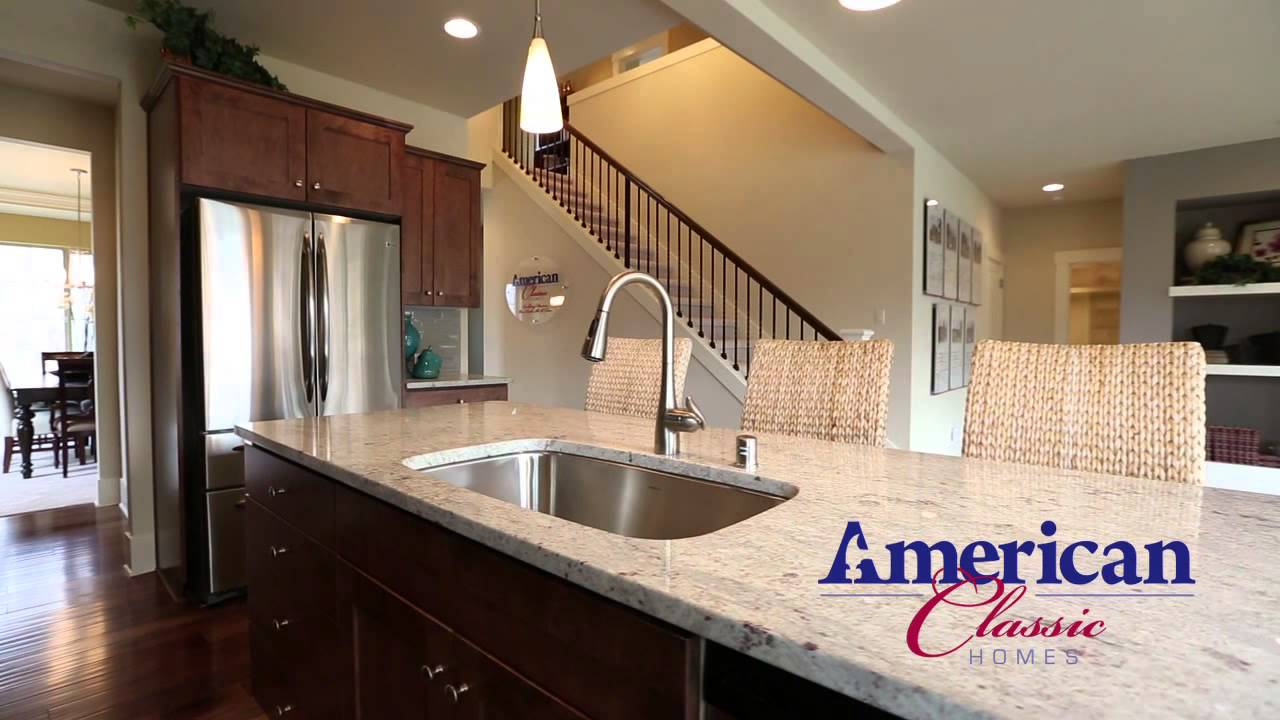 American Classic Homes: The Pinehurst (Renton, WA)
