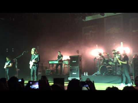 Opeth - The Lotus Eater + technical problems & karaoke FUN!