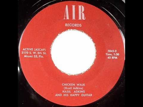 Hasil Adkins - Chicken Walk.wmv