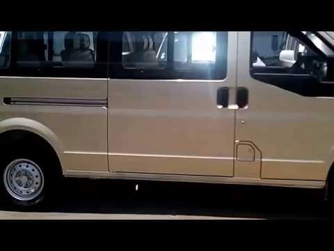 DFSK C37 Minibus 11 Asientos