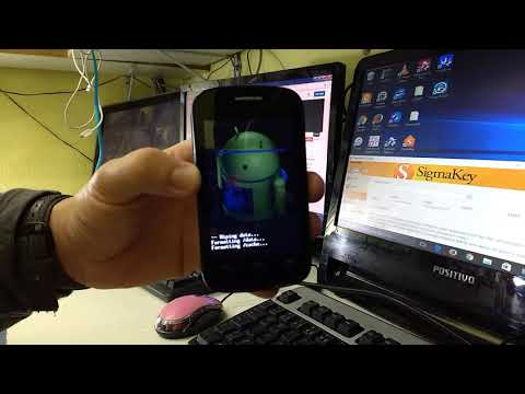 Hard reset Alcatel one touch pop c1 - How to format alcatel pop c1