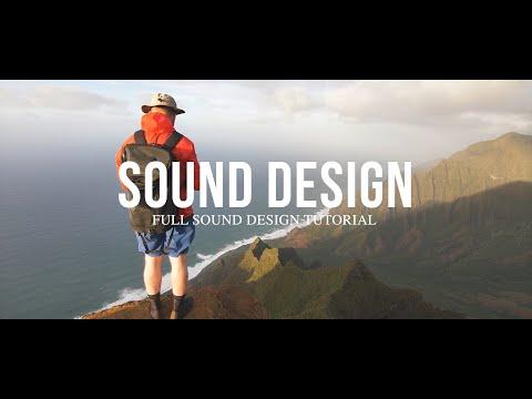 Sound Design x Filmmaking (Full Tutorial) thumbnail