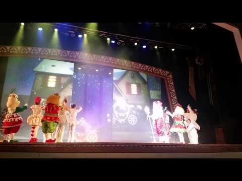 2014-11-07 롯데월드 어드벤처 신데렐라의 크리스마스 파티 Lotteworld Cinderella's Christmas Party 1/2