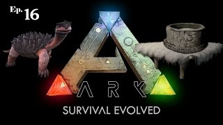 Ark Survival Evolved: Xbox One: Ep.16 The Water Reservoir