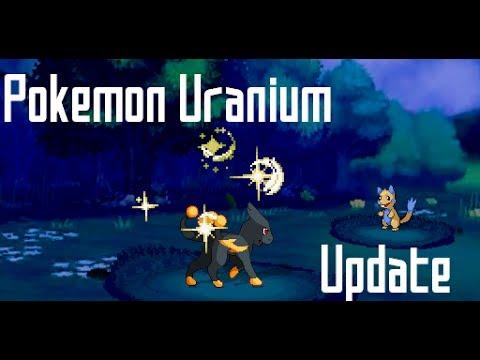 Pokemon Uranium Update.