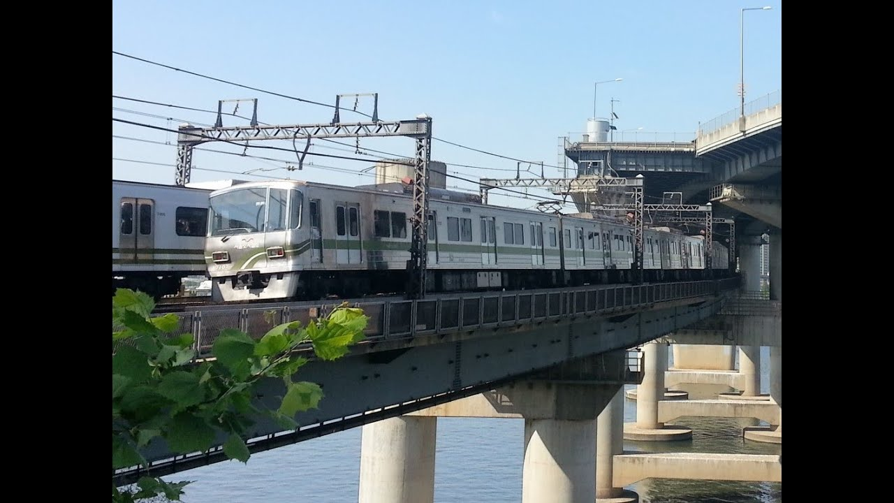 서울지하철 7호선 석남-장암 주행영상(Seoul Line 7 Seongnam-Jangam)