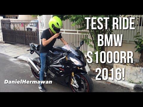 Test Ride BMW S1000RR 2016! Indonesia, Jakarta - #02 Moge Idaman