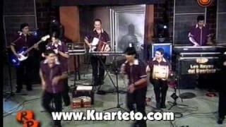 Los Reyes del Cuarteto - Amor y fuego - Llamen a los bomberos - Hay onda cuartetera