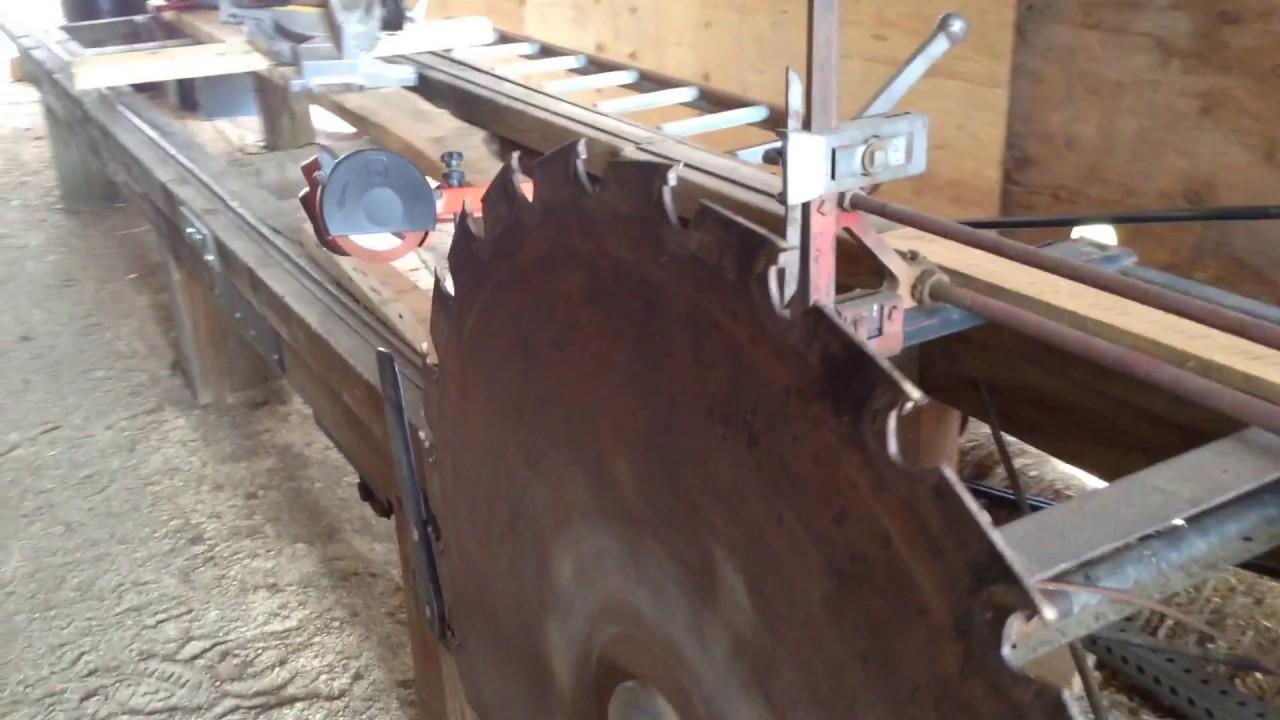Used Bandsaw Mill Blade Sharpener