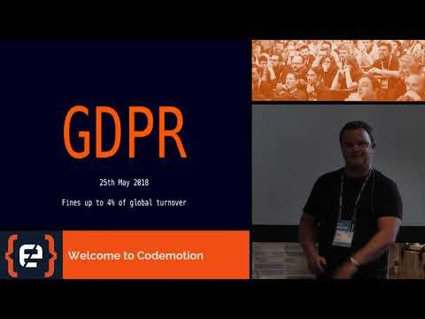 Securing Deliveroo - Greg Beech - Codemotion Milan 2017