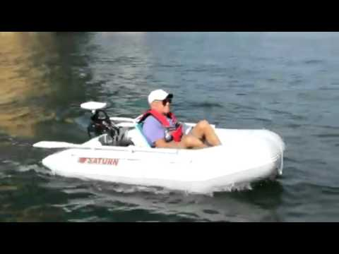 7 6' Inflatable Boats