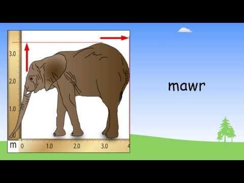 Welsh adjectives | Beginner Welsh Lessons for Children