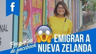 EMIGRAR A NUEVA ZELANDA: Respondiendo preguntas de facebook #1 😱   Danielavoyyvuelvo