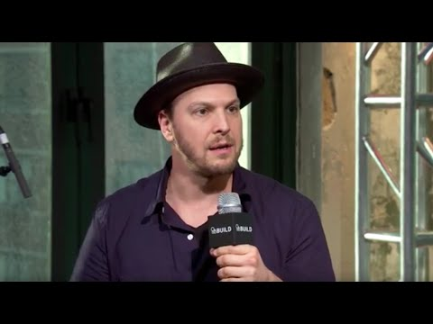 "Gavin DeGraw On His New Album ""Something Worth Saving"" 