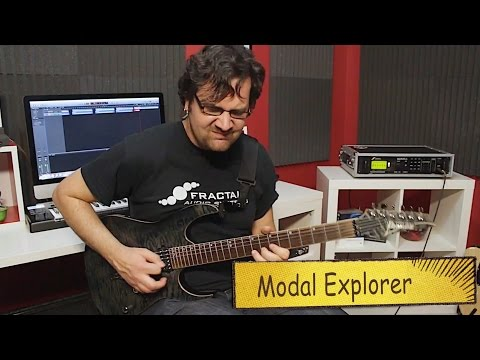 Modal Explorer