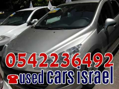 Used Cars For Sale In Israel For 20-30,000NIS, Tel 0542236492, Auto Alex \u0026 Shaul