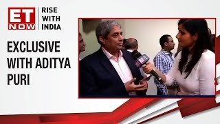 Aditya Puri, HDFC bank, states thoughts about his successor & bank should adopt digital technology