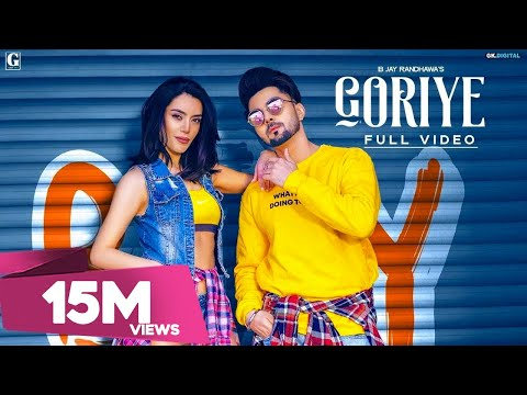 Goriye : Jayy Randhawa (Official Song) Intense | Satti Dhillon | GK.DIGITAL | Geet MP3