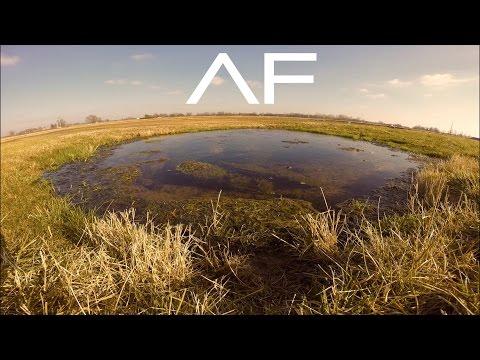 ARKANSAS SPRING-FED FISH HATCHERY & TROUT FISHING!!!!!