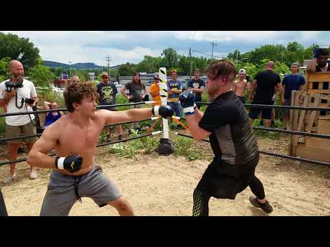 STREETBEEFS CODEXX ABIFF VS DIRTY HARRY MMA