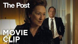 THE POST | Clip | 'Hypothetical Question' | In Cinemas Jan 11
