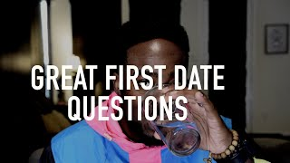 Great First Date Questions