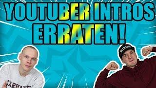 Youtuber Intros Rückwärts Erraten! | Mit UnsympathischTv !