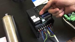 Инвертор. Подключение инвертора (преобразователя частоты) к шпинделю(Подключение инвертора к к шпинделю., 2014-12-10T06:52:10.000Z)