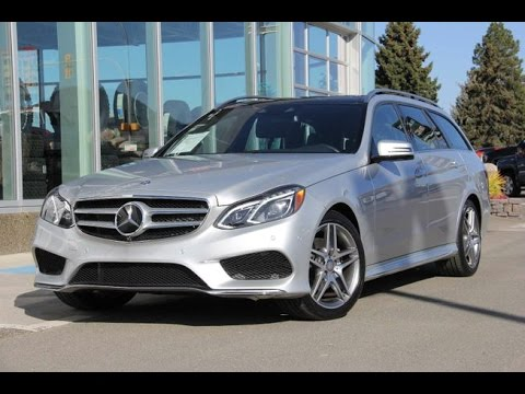 2016 E400 Wagon For Sale Kamloops Mercedes Benz