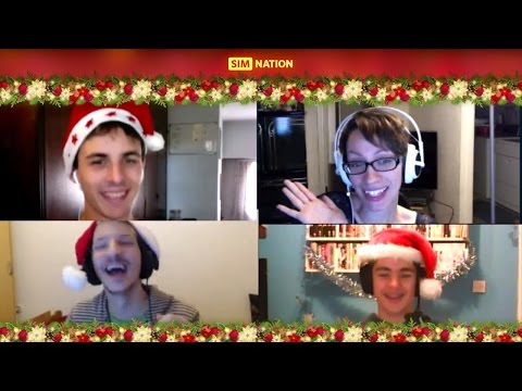 Simmas Podcast 63 — The One With The Xmas Hats