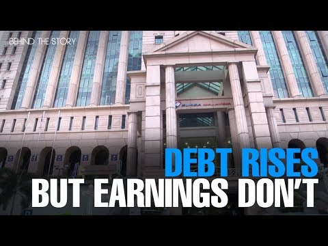 BEHIND THE STORY: Corporate debt outpaces earnings growth