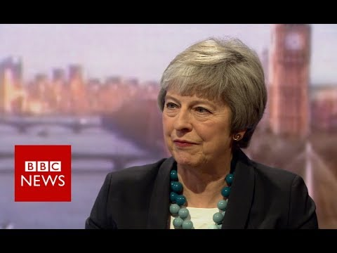 Theresa May on Brexit vote timing and her political future - BBC News