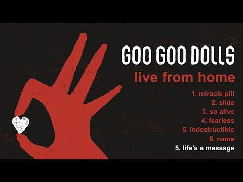Смотреть клип Goo Goo Dolls - Life's A Message