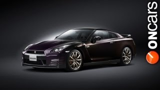 Nissan GT-R Midnight Opal Special Edition 2014 Videos
