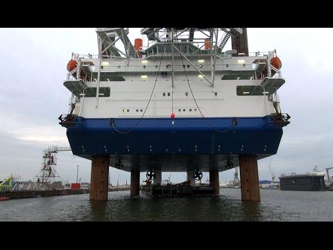 Offshore Plattform THOR | Lloydwerft Bremerhaven