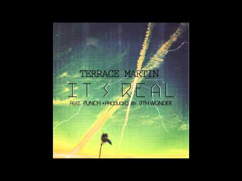 Terrace Martin (ft. Punch) - It's Real (Prod. By 9th Wonder) mp3