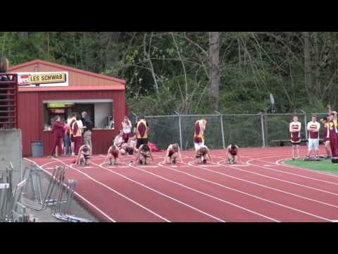 OCHS vs Milwaukie 100m Girls